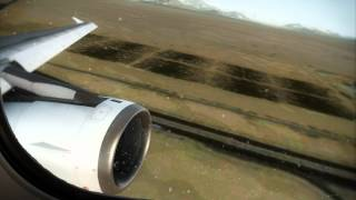 FSX – Aerosoft Sharm El-Sheikh – EgyptAir landing ! [HD