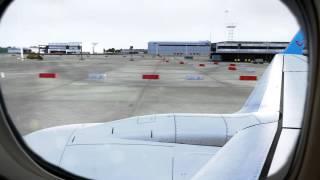 FSX – GSX service PMDG 737 UK2000 Manchester EGCC takeoff